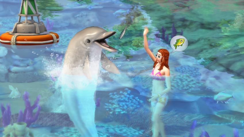 Если бы жизнь была кодом. Повторяем сцены из сериалов в Sims 4