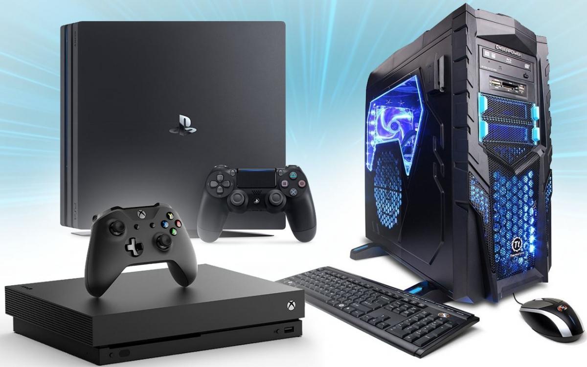 Playstation 4 pro и xbox one s сравнение. PS4 Pro против Xbox One S: выбор лучшей консоли