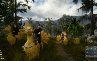 Чего ждать от Final Fantasy XV (и выйдет ли она на PC)