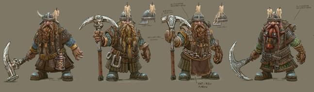 Покраска в Warhammer: ваш дварф будет сиять
