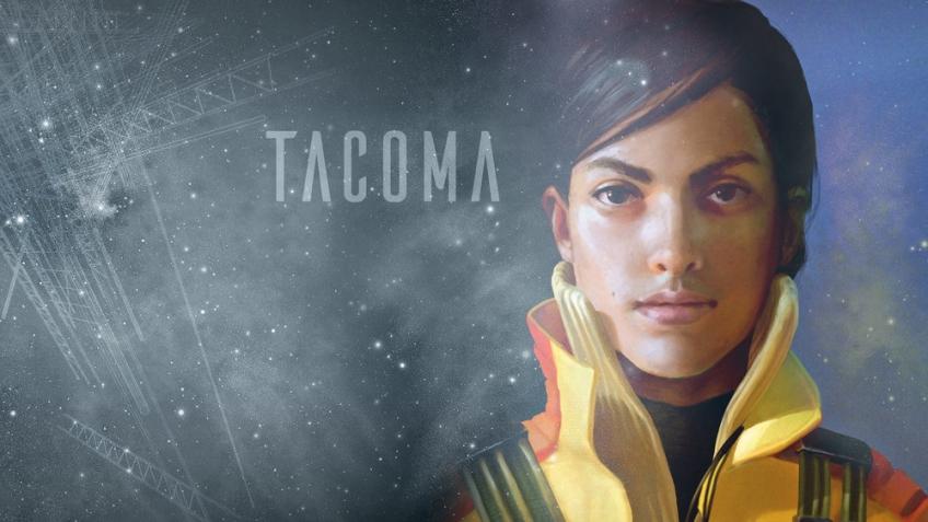 Обзор Tacoma. Вне времени и пространства