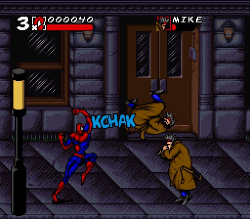 Человек-паук в видеоиграх. Запутанная паутина