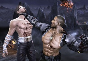 Fight! Лучшие файтинги для вечеринок
