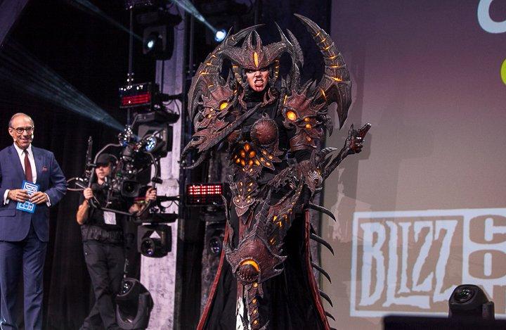 Косплей недели: BlizzCon и «Старкон: Хэллоуин»
