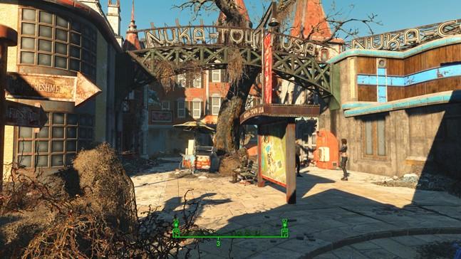 Бандиты, парк и карусели. Обзор Fallout 4: Nuka-World