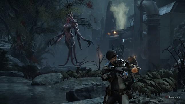 Охота начинается! Первые впечатления от Evolve