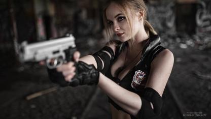 Косплей недели: Overwatch, Resident Evil 3, Mortal Kombat 9