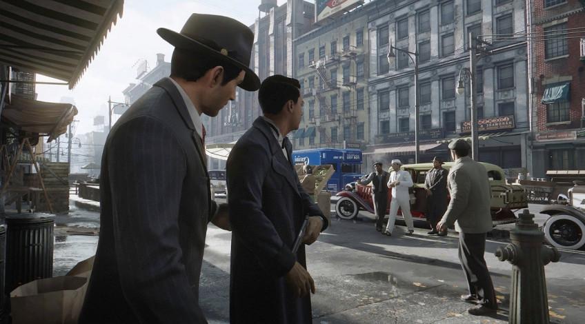 Эксклюзив: геймплей и интервью с создателями Mafia: Definitive Edition