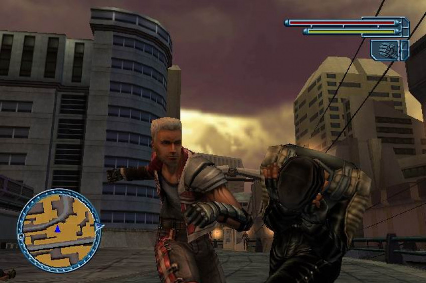 История смерти Axle Rage. Как PlayStation 3 убила русскую Cyberpunk 2077