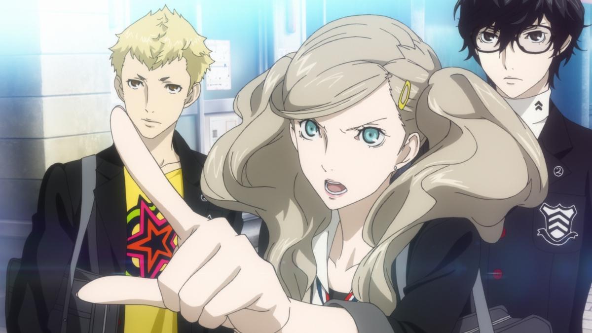 Persona 5: впечатления от первых часов. Король вернулся!