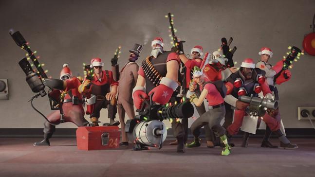 Новый год и Рождество в видеоиграх: где встретить?