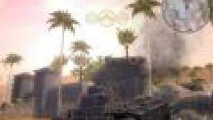 Первый взгляд. Panzer Elite Action: Dunes of War