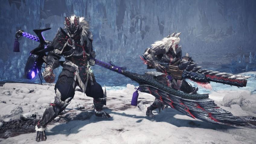 Оружие и броня в Monster Hunter World: Iceborne. Чем сражаться и как побеждать