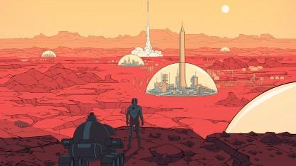 Surviving Mars. Переезжаем на Марс! Предварительный обзор