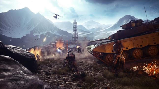 Ретроспектива Battlefield: бесконечная война