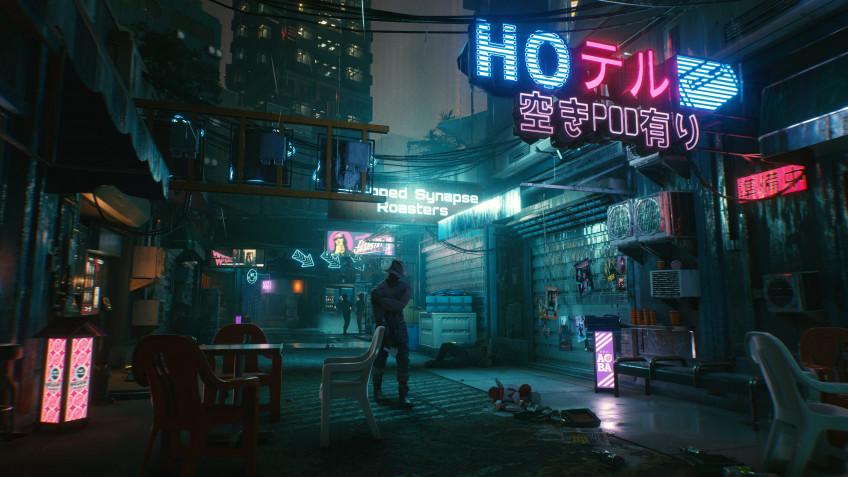 Поиграли в Cyberpunk 2077. Изумительный город будущего