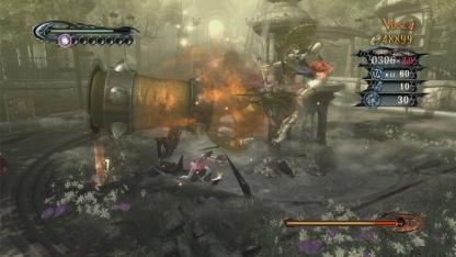 Удобно ли играть в Bayonetta на PC? Разбираемся