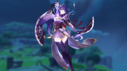 Гайд по Genshin Impact: Сёгун Райдэн (Баал) — лучшие билды, оружие, артефакты, как играть