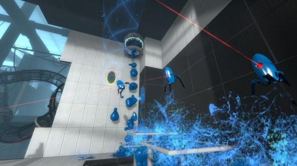 Мыслить порталами. Как придумали одну из лучших игр 2011 года