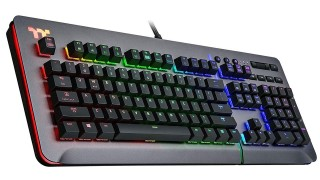 Обзор клавиатуры Thermaltake Level 20 RGB. Релиз к двадцатилетию «железной» компании
