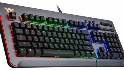 Обзор клавиатуры Thermaltake Level 20 RGB. Релиз к двадцатилетию «железной» компании