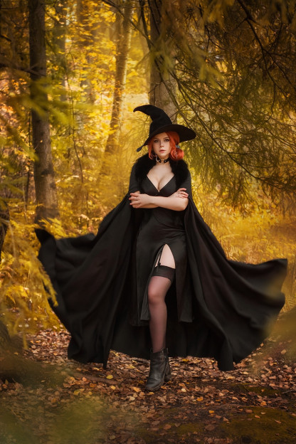 Косплей недели: спецвыпуск на Хэллоуин