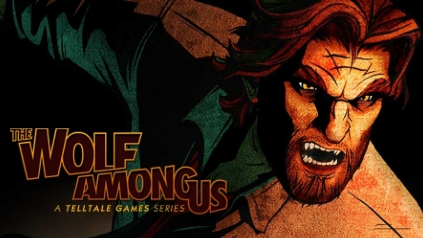 The Wolf Among Us: Episode 1 — Faith