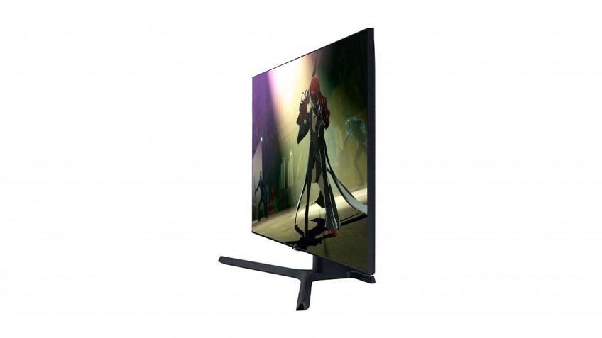 Samsung UE-50TU8500 — За приличную прибавку к цене Samsung предлагает двойную LED-подсветку с повышенной контрастностью, а также ещё один HDMI.