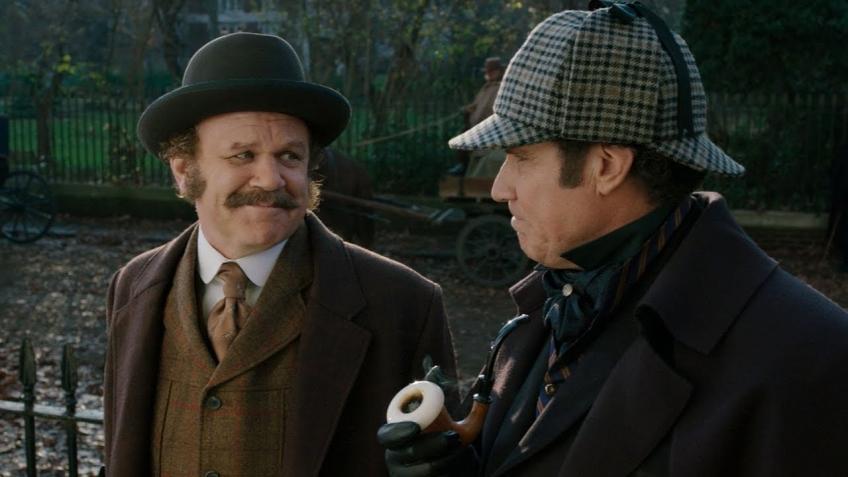 «Холмс & Ватсон» — худший фильм про Шерлока?