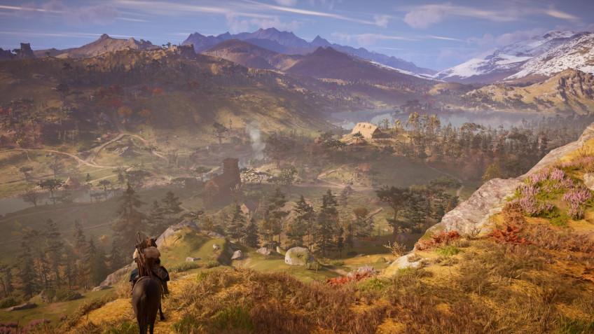 Обзор Assassin's Creed Valhalla. По усам текло, а в рот не попало