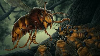Bee Simulator. Правильные пчёлы