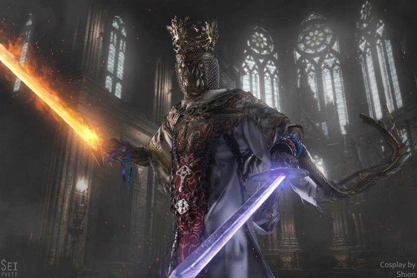 Косплей недели: Dota 2, Dark Souls III, Prey, LoL, Overwatch