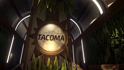 Gone Home в космосе. Превью Tacoma