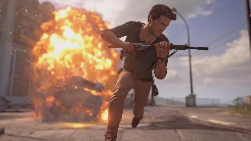 Боевик года: Gears of War 4, «Uncharted 4: Путь вора», DOOM