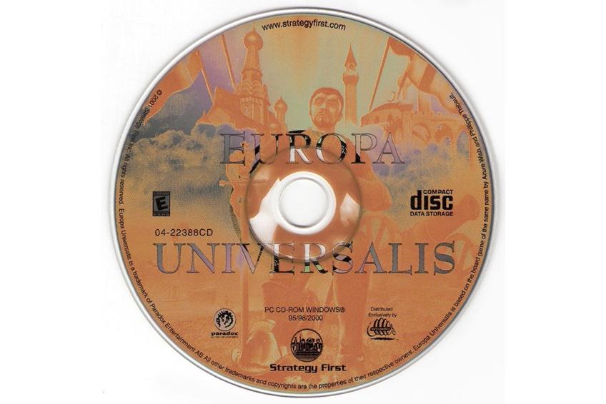 Ретро-обзор. Europa Universalis (2000)