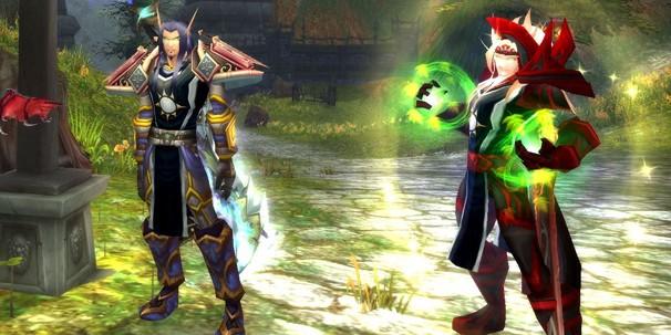 World of Warcraft: Рассвет мертвецов