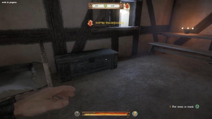 Амурные приключения в Kingdom Come: Deliverance