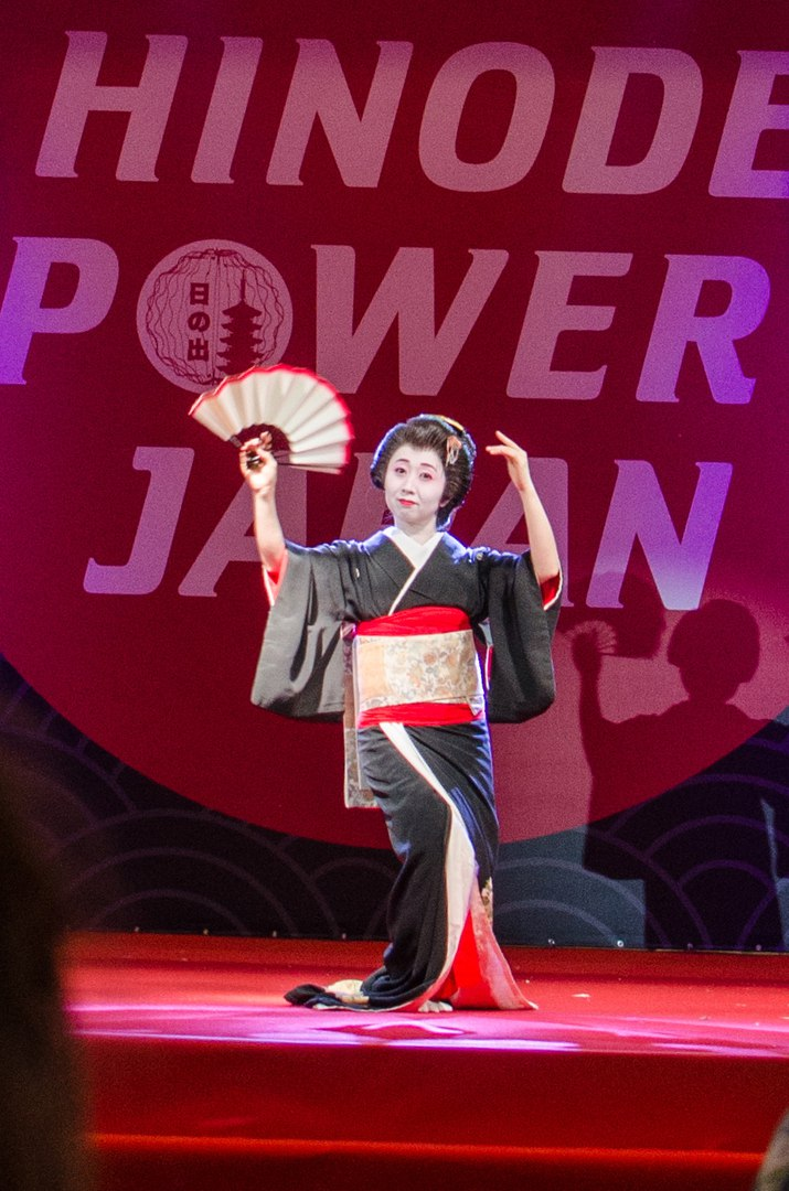 Фестиваль Hinode Power Japan 2017: как японцы на ВДНХ развлекались
