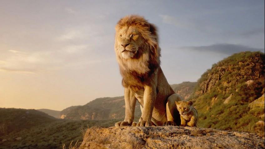 Обзор фильма «Король Лев». Плюшевый Симба