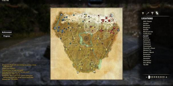 PvP в The Elder Scrolls Online