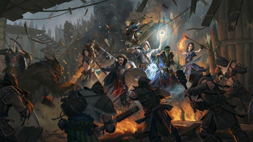 Pathfinder: Kingmaker. Очень настольная RPG