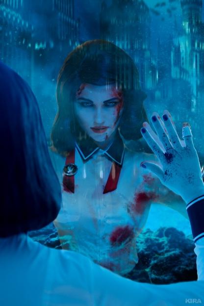 Пятничный косплей: Marvel, «Ведьмак 3», WoW, Hellblade и BioShock Infinite