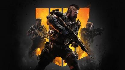 Call of Duty: Black Ops4. Три в одном