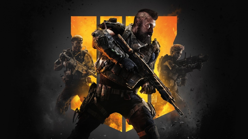 Call of Duty: Black Ops 4. Три в одном