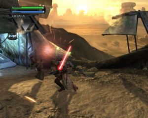 Star Wars:The Force Unleashed - Ultimate Sith Edition