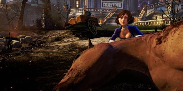Мастерство рассказа: BioShock Infinite, Beyond: Two Souls, Gone Home
