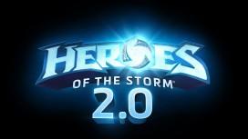Обзор Heroes of the Storm2.0. Что нам показали в Париже?