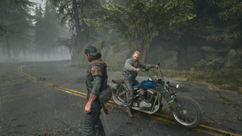 Days Gone. Сравнение графики на ПК и PlayStation 4