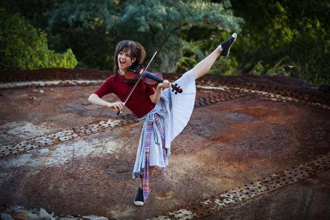 Линдси Стирлинг: со скрипкой по игровым мирам