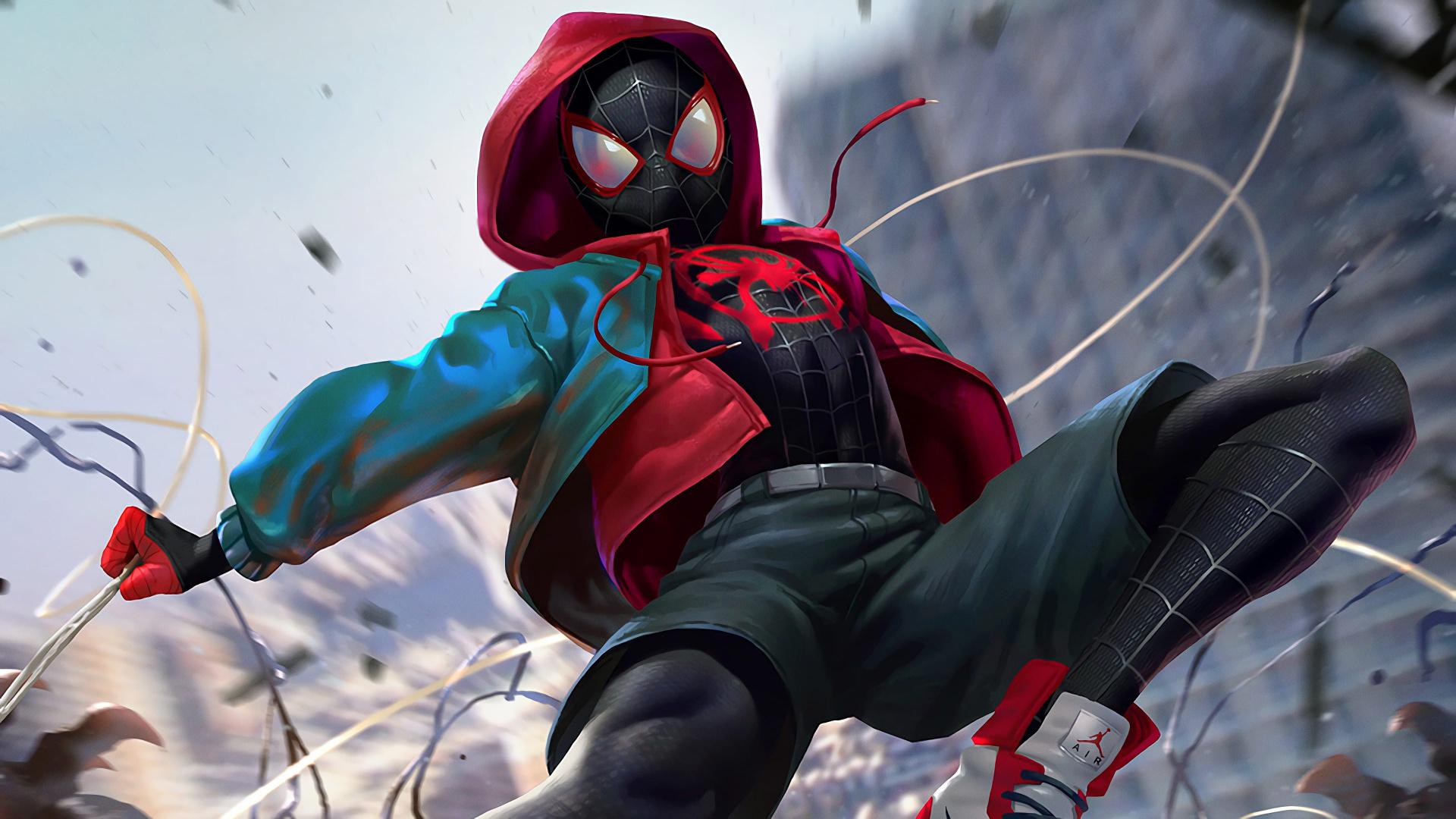Кто такой Майлз Моралес? Краткая история нового Человека-паука